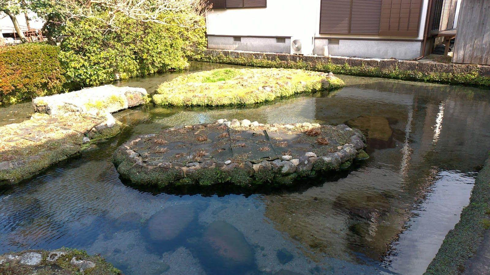 湧水庭園 四明荘 島原市 2021 庭園 訪問 長崎市