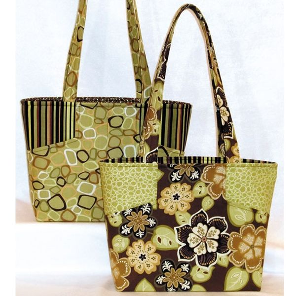 Free Fabric Handbag Patterns | Quilt Patterns for Totes, Purses ... : fabric quilted handbags - Adamdwight.com