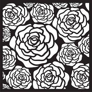 Retta's Free SVG's: Free Full Bloom Rose SVG File | Cricut | Svg