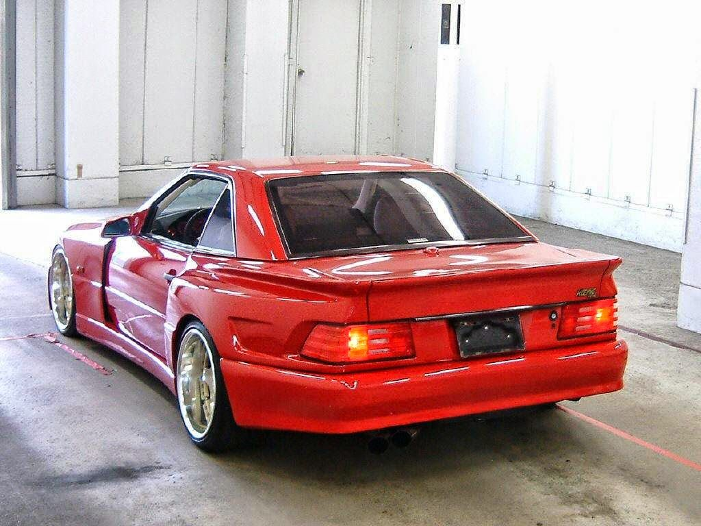Mercedes benz r129 koenig specials widebody mercedes for Mercedes benz coupons