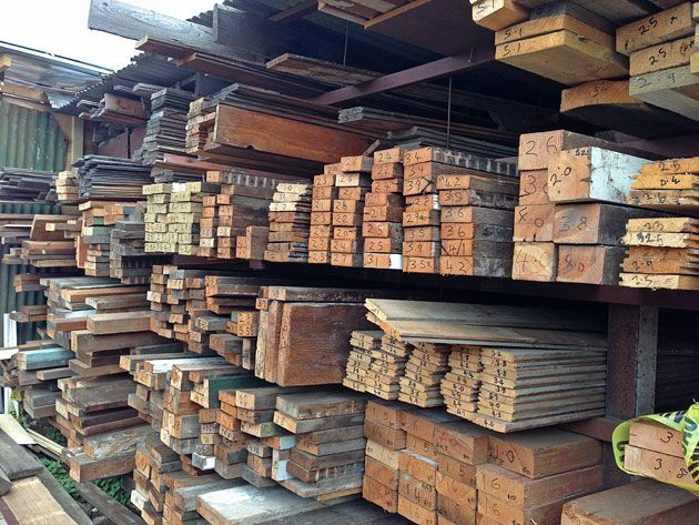 Recycled Timber Ghg Home Amp Building Recycling Preston