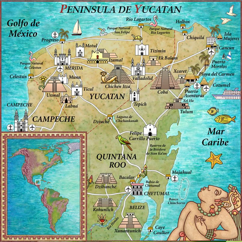 where in the world is valladolid mexico