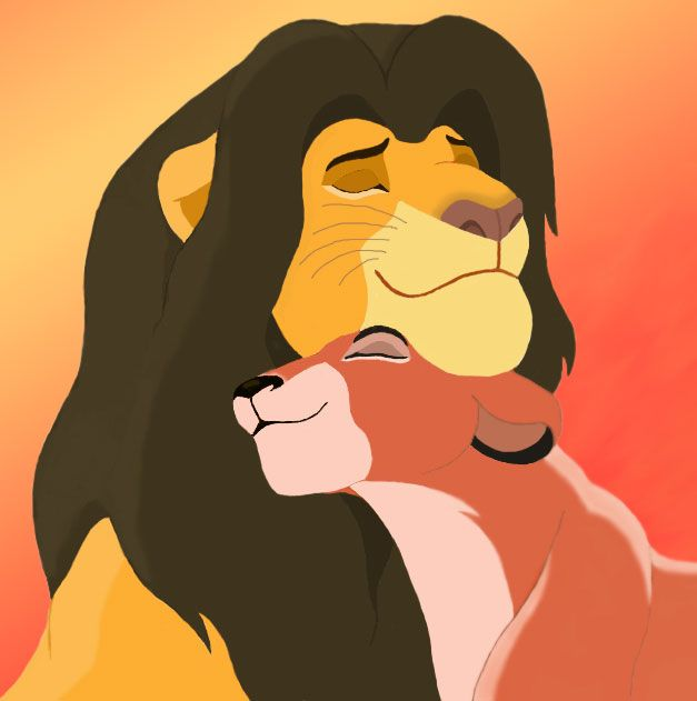 Ahadi and Uru (Mufasa & Scar's parents/Simba's ...