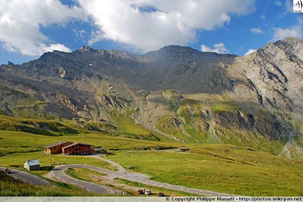 refuge agnel et le col de saint v ran hautes alpes queyras italie hautes vall es. Black Bedroom Furniture Sets. Home Design Ideas
