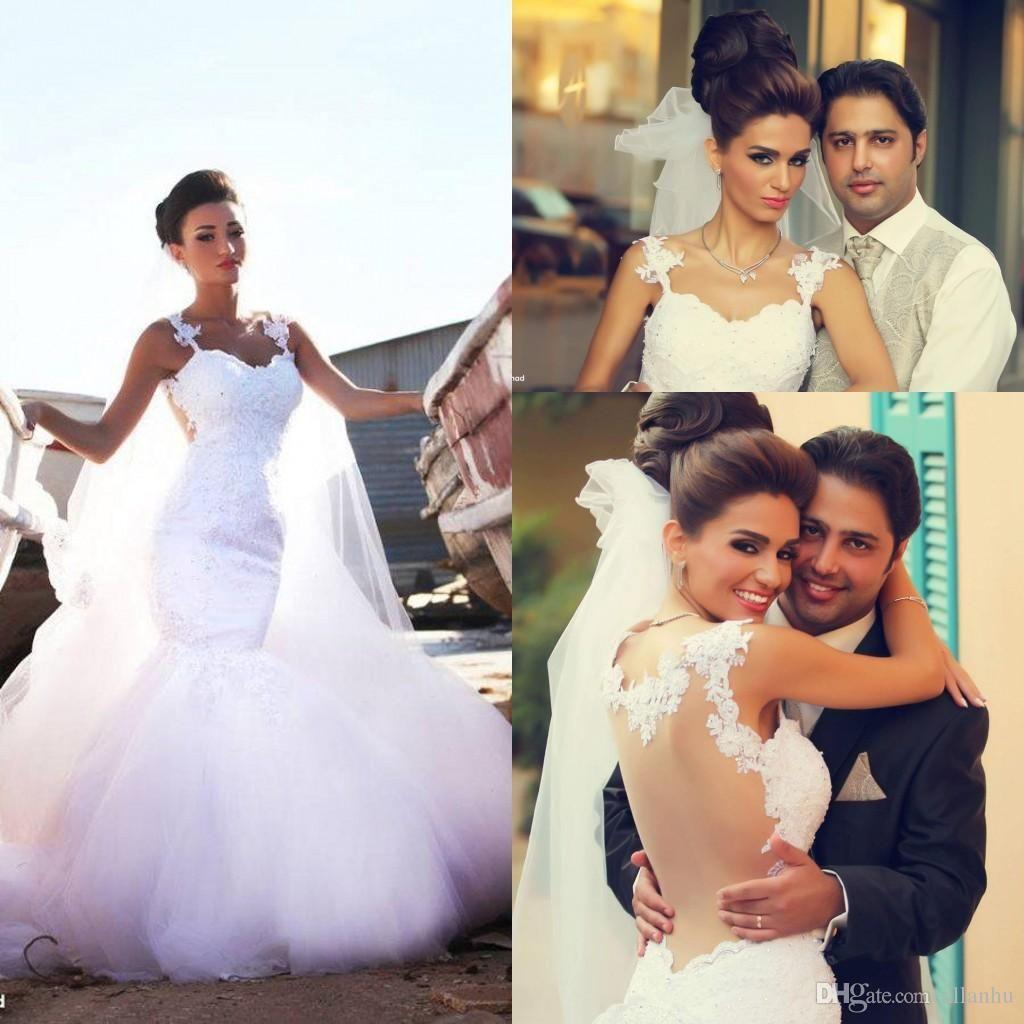 2017 Romantic Berta Lace Vintage Wedding Dresses Cheap High Quality ...