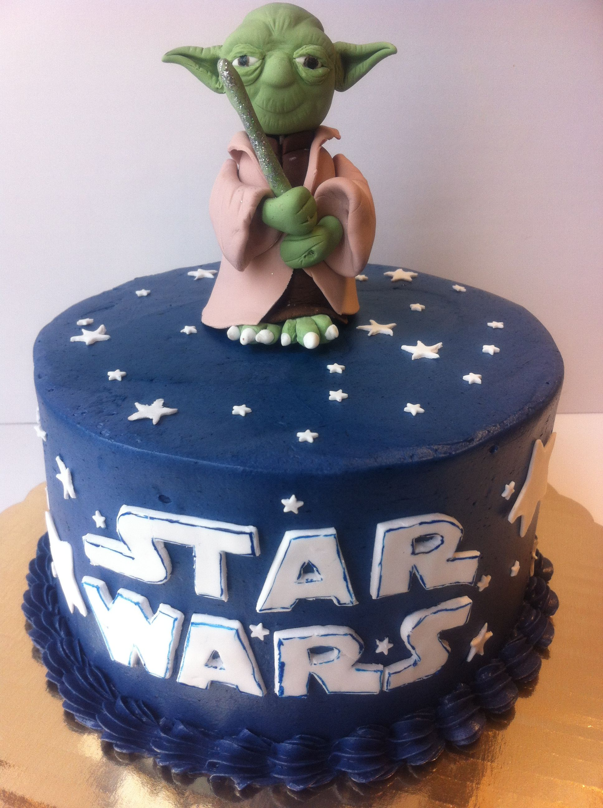 Star Wars cake (for nephew??)