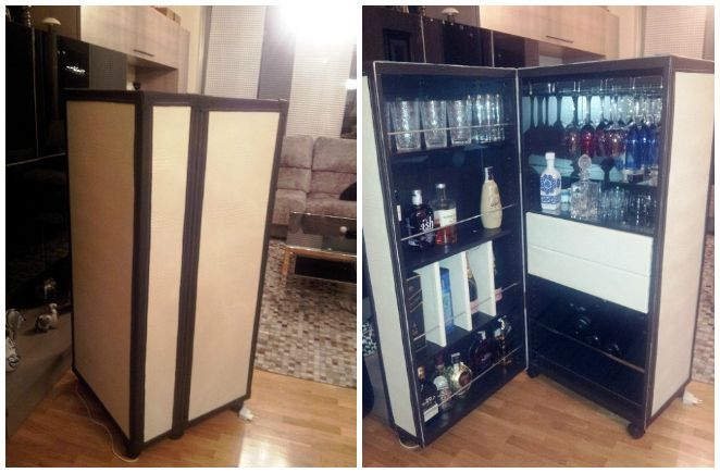Tutorial HackEl Mueble Ikea Besta De Bar María DH9WE2I