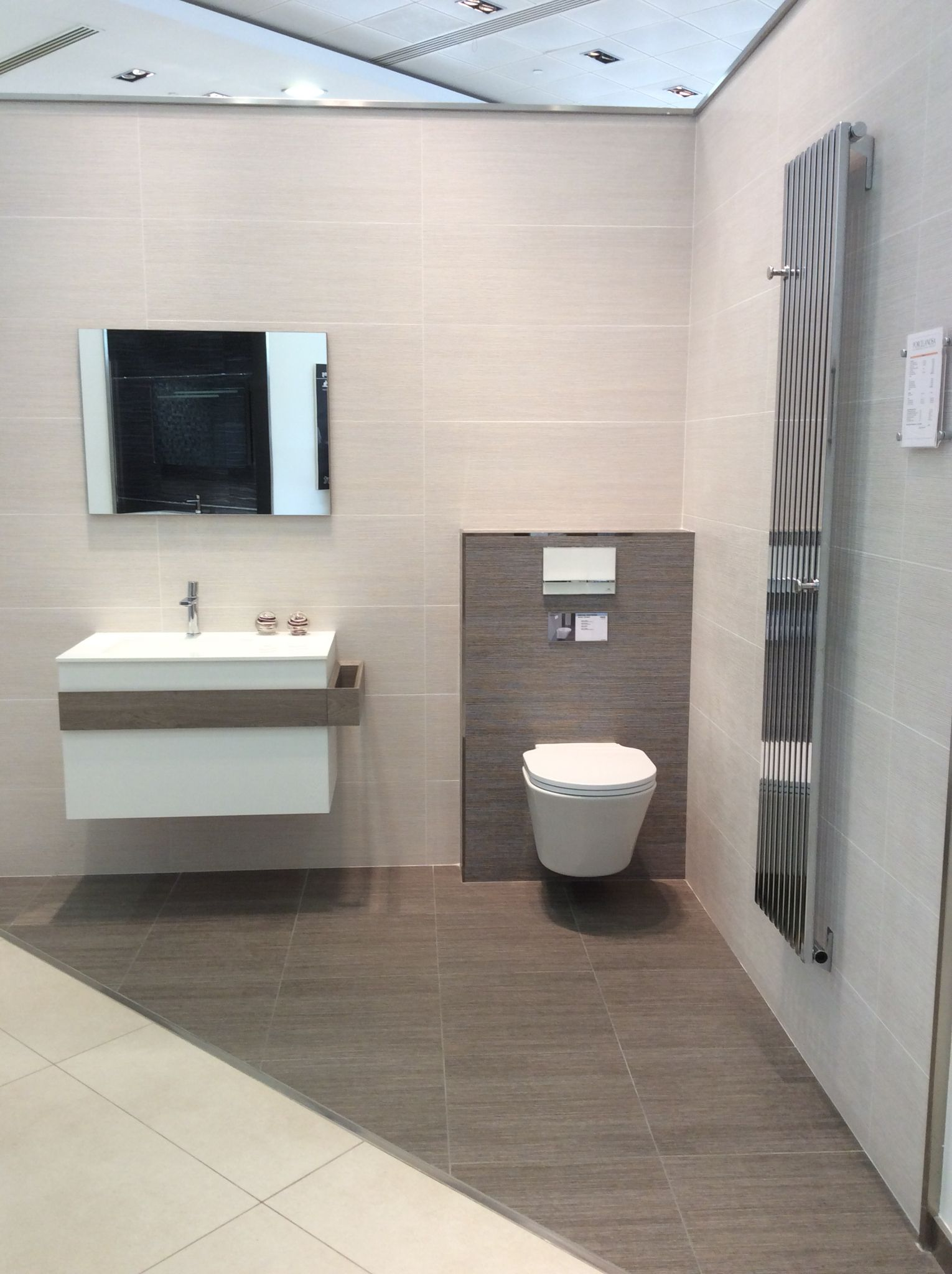 Porcelanosa Japan  Bathroom  Bathroom, Bathroom Floor -2648