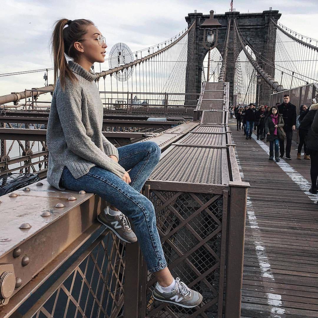 Vê esta foto do Instagram de @americanstyle • 143.2 m gostos -   24 new york outfits ideas
