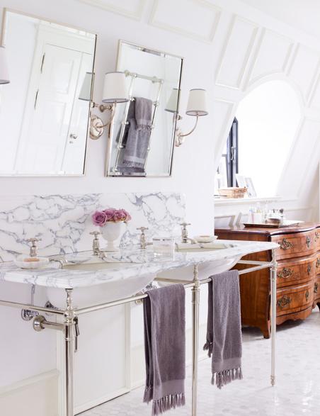 A touch of Luxe: Day Birger et Mikkelsen's Keld Mikkelsen & Marianne Brandi's Copenhagen home...