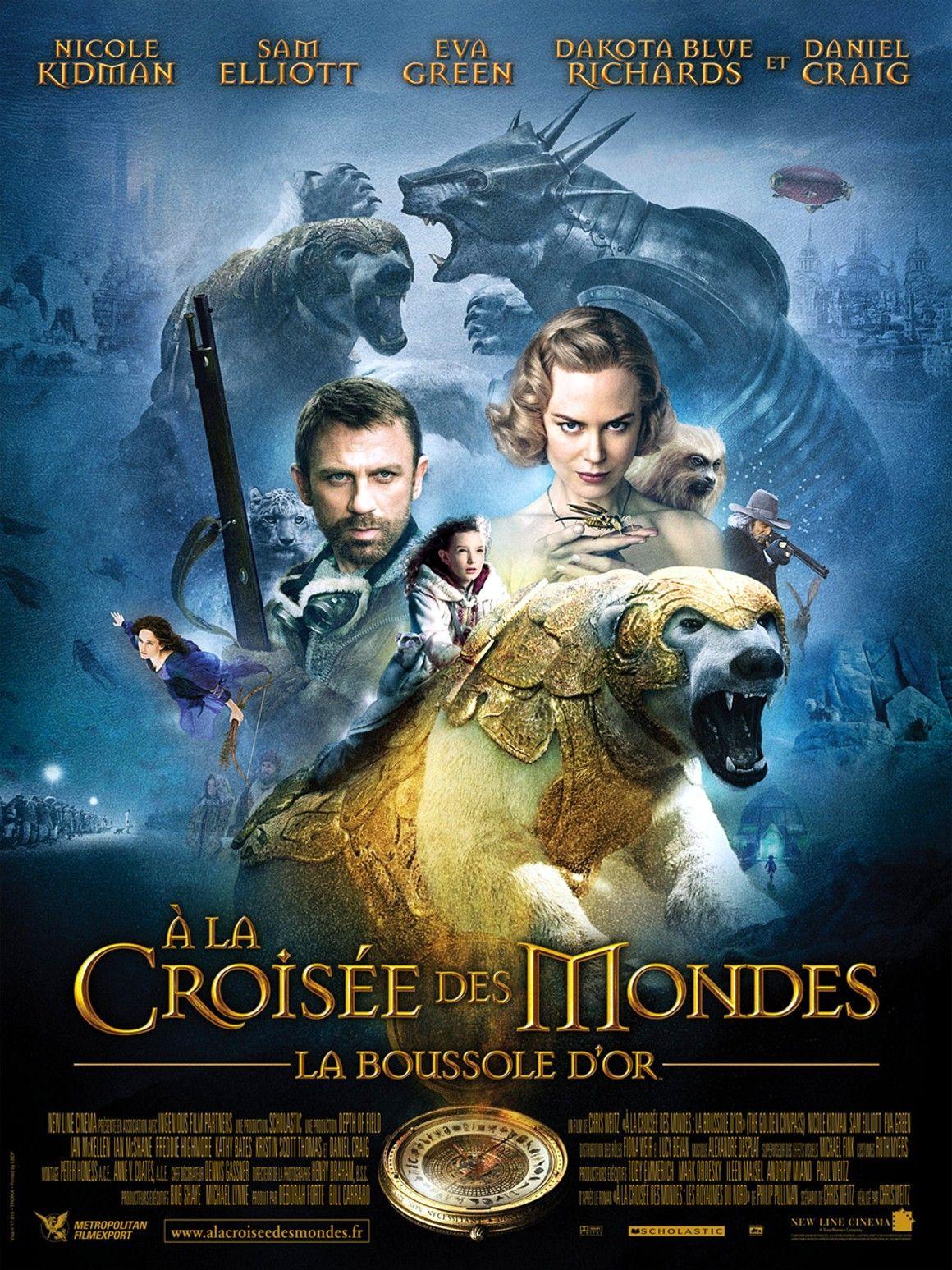 A la croisée des mondes : la boussole d'or | Film Streaming