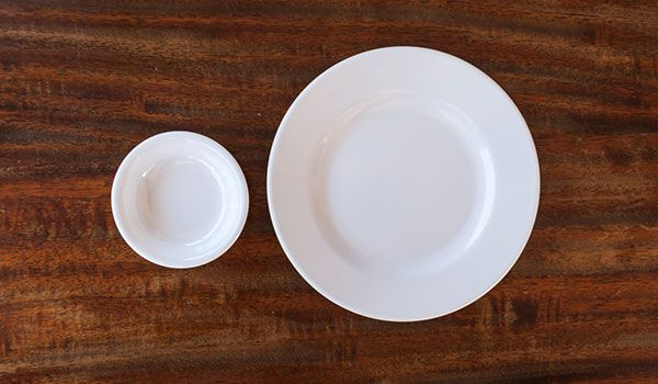 HOW TO EXERCISE PORTION CONTROL AND STOP OVEREATING