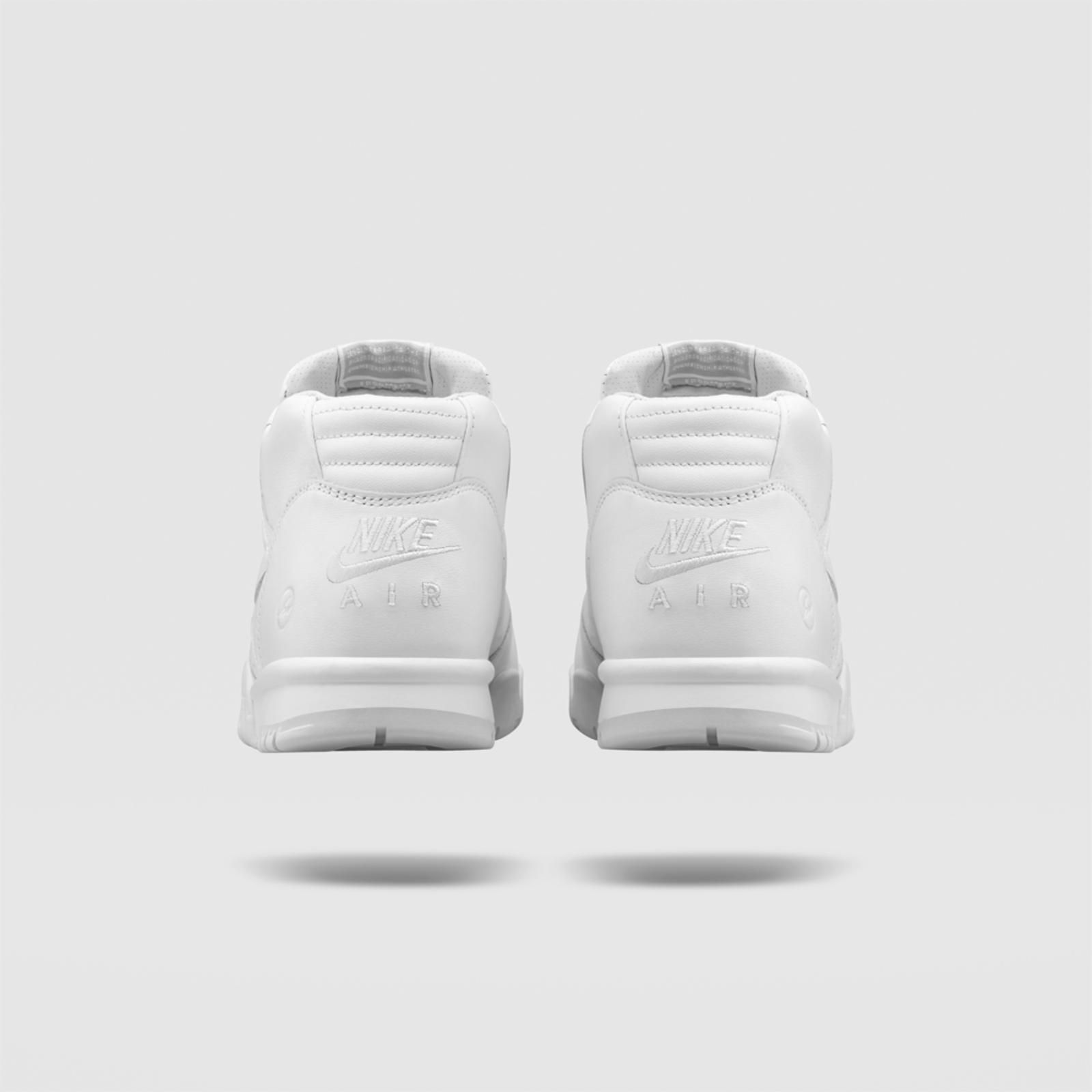 buy popular 98b3e 6d277 Nike News - Old Glory s Allure  NikeCourt Air Trainer 1 Mid x fragment