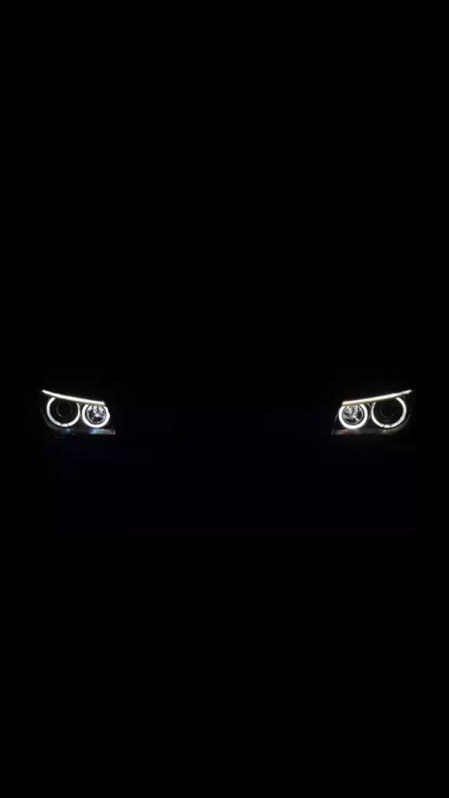 Bmw Headlights Bmw Wallpapers Bmw Cars Bmw Performance Bmw logo black wallpaper hd