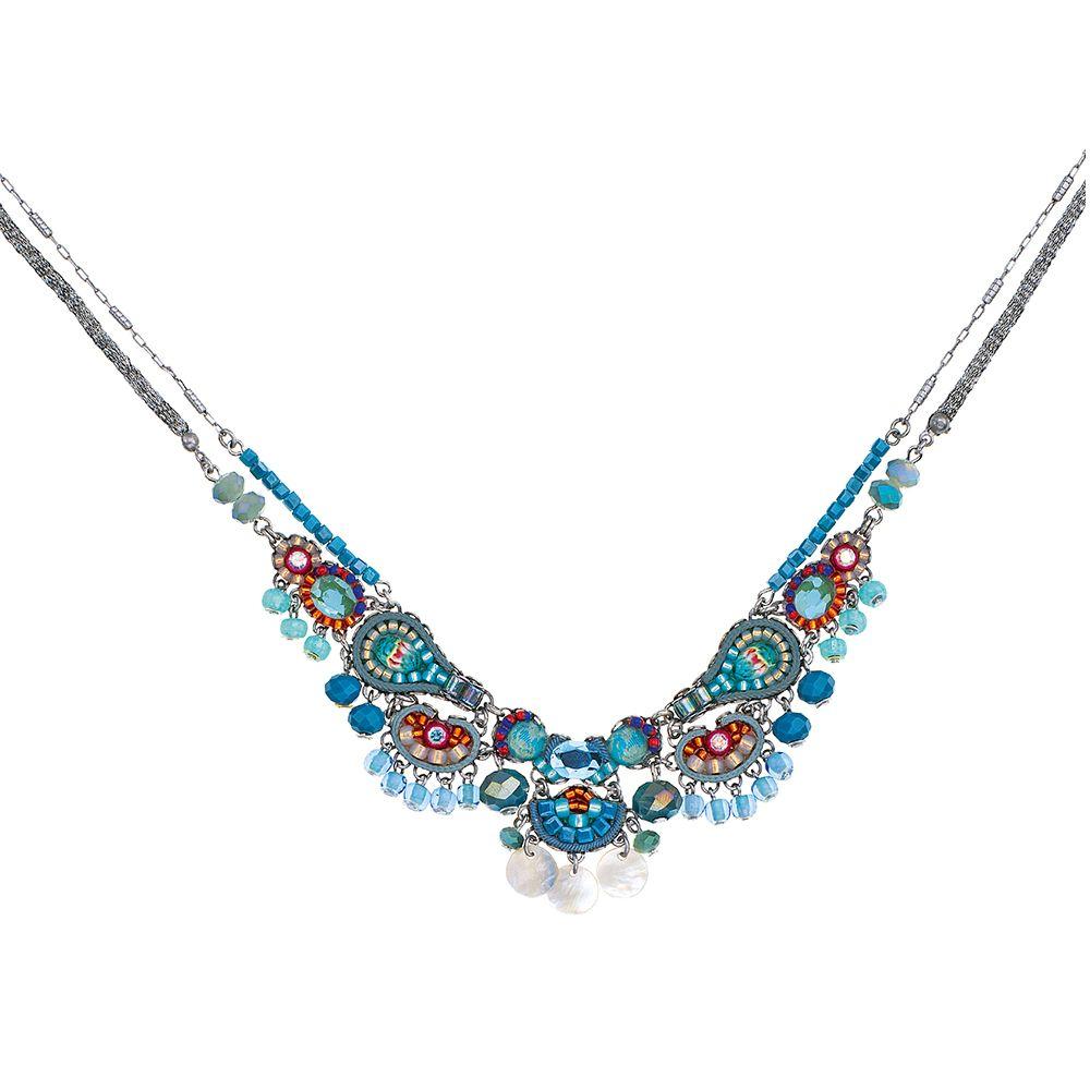 Ayala Bar Hidden Beach Bubble Bath Necklace Bar Jewelry Bar Necklace