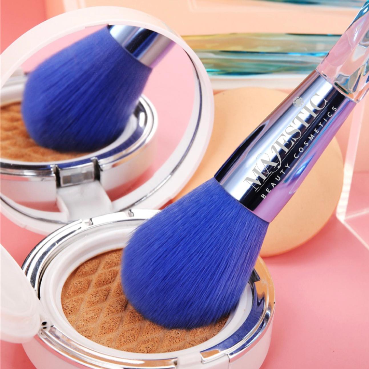 Photo of Blueberry Lemonade Makeup Brush Set
