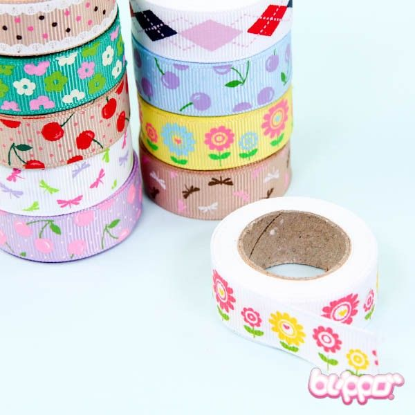 Colorful Fabric Tape