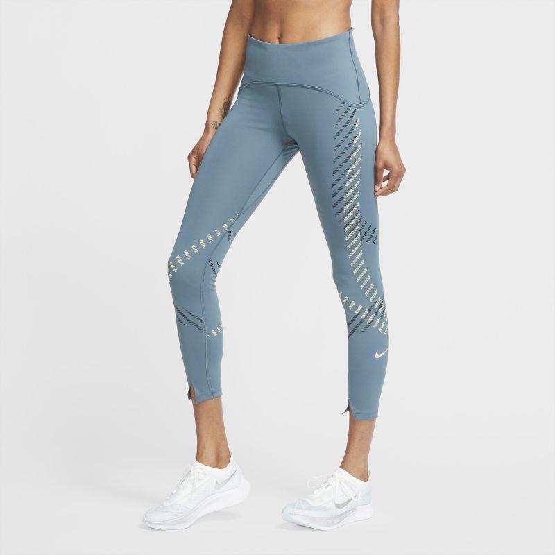 confesar ritmo acidez  Nike Speed Mallas de running de 7/8 con estampado - Mujer | Pants for  women, Running tights, Running leggings