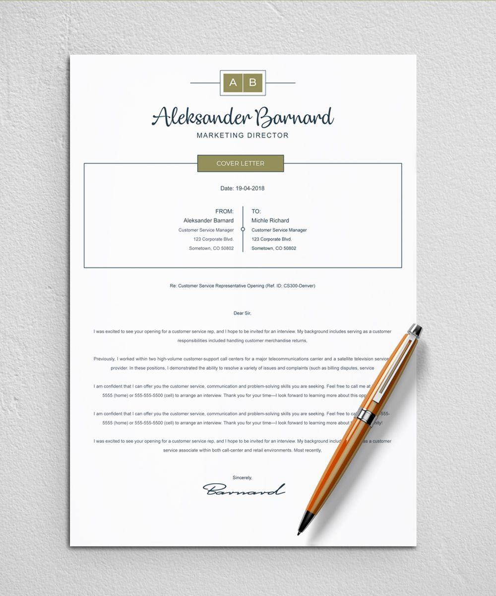 Clean creative resume template 71491 creative resume