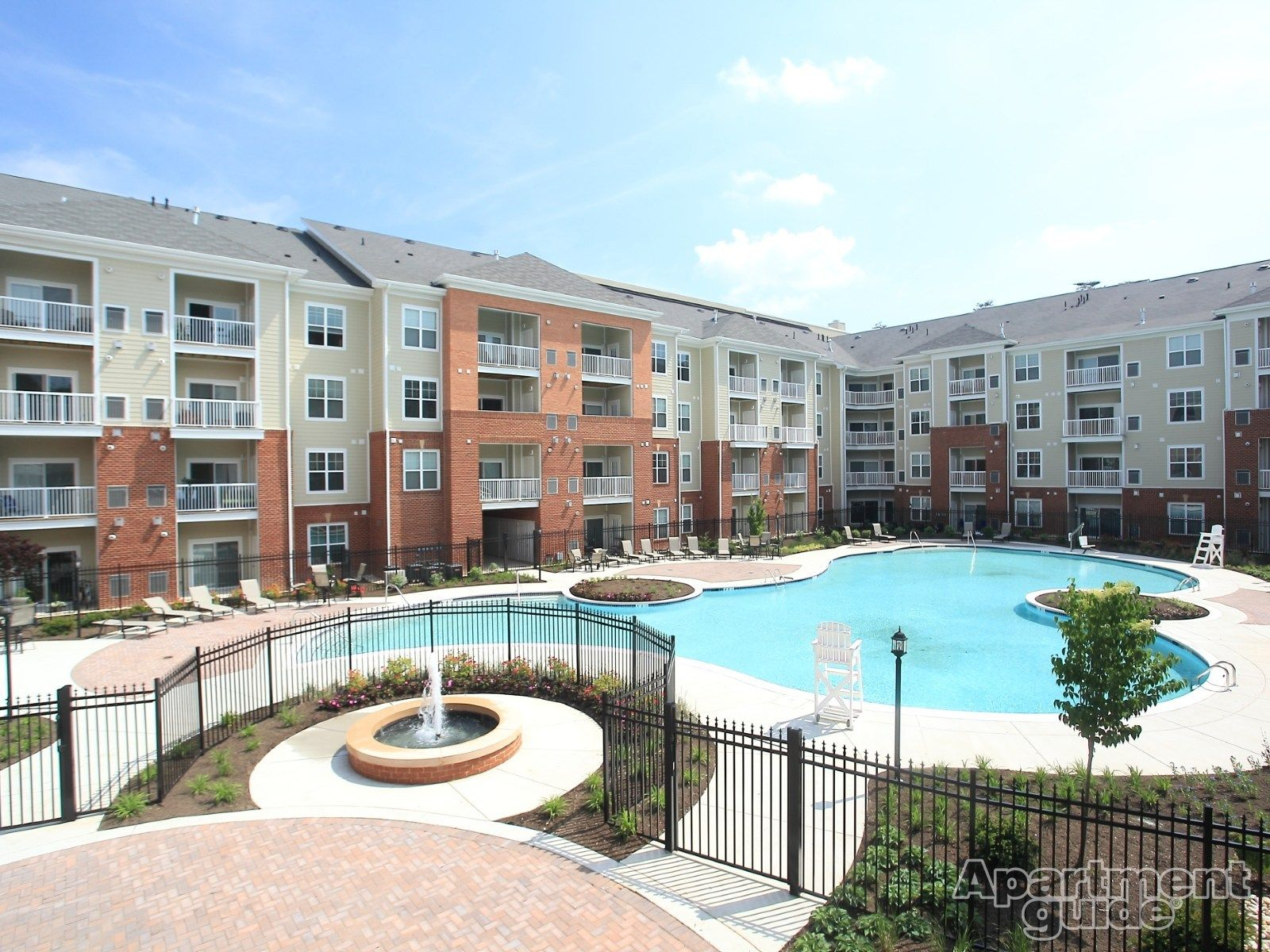 Apartment Of The Week This Green Community Near Baltimore Will Make You Feel At Home Everything Is Under One Amazing Apartments Serenity Apartment Listings