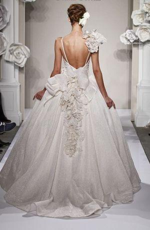 Pnina Tornai Wedding Dress   Kleinfeld Bridal