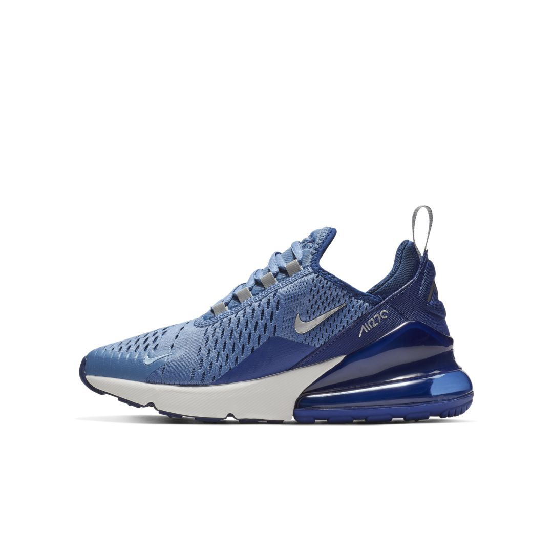air max 270 bleu indigo