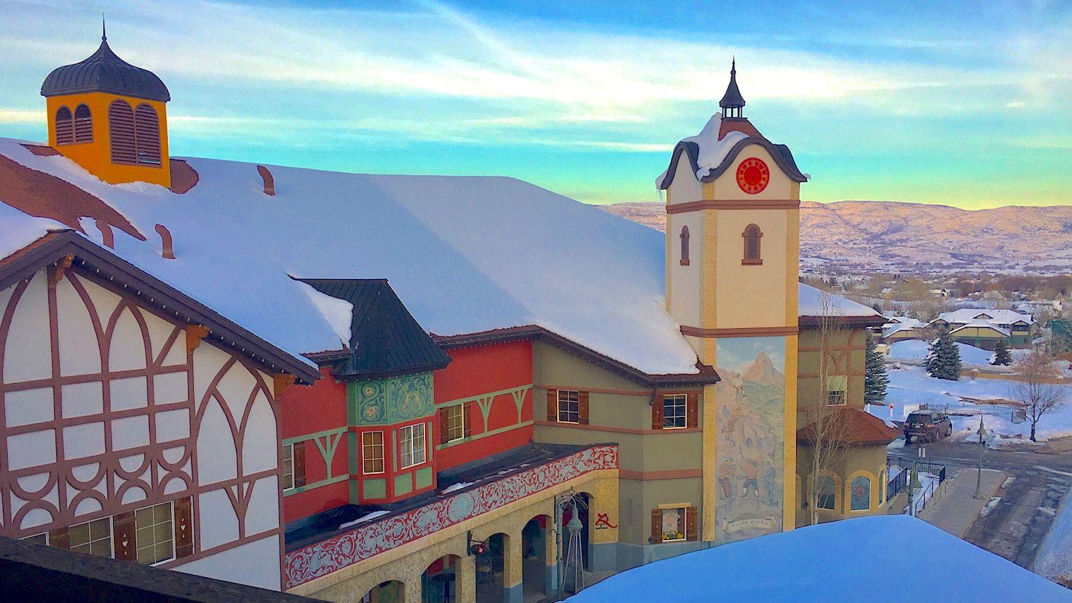 Zermatt Resort Spa Near Park City Utah Cellophaneland