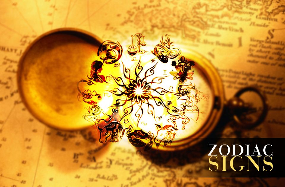 Symbols and directions of rashi (zodiac signs) - Vedic Astrology