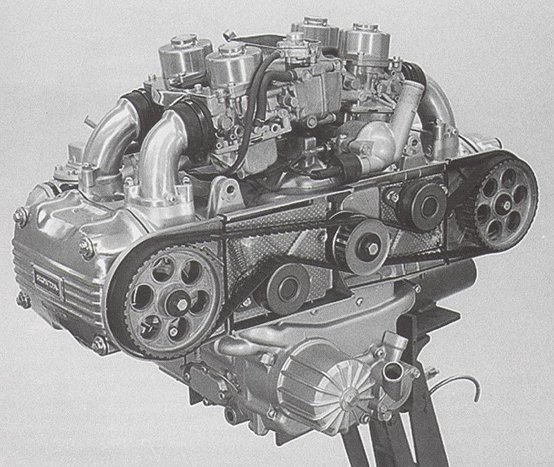 GL 1000 engine | Goldwing | Honda motorcycles, Goldwing trike, Honda