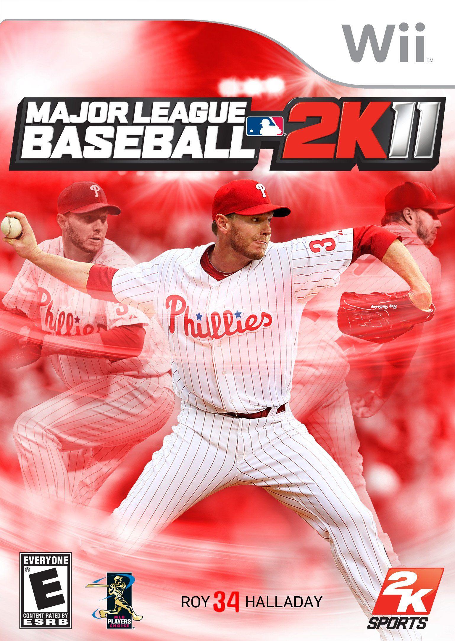 Amazon Com Major League Baseball 2k11 Nintendo Wii Video Games With Images Baseball League Major League Baseball Baseball