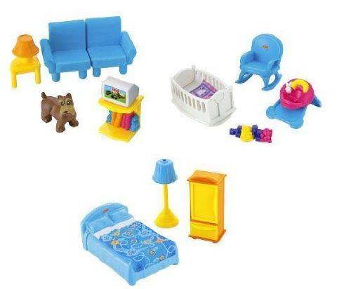 New My First Dollhouse 3 Rooms Baby T 48 95 Bestseller Neat
