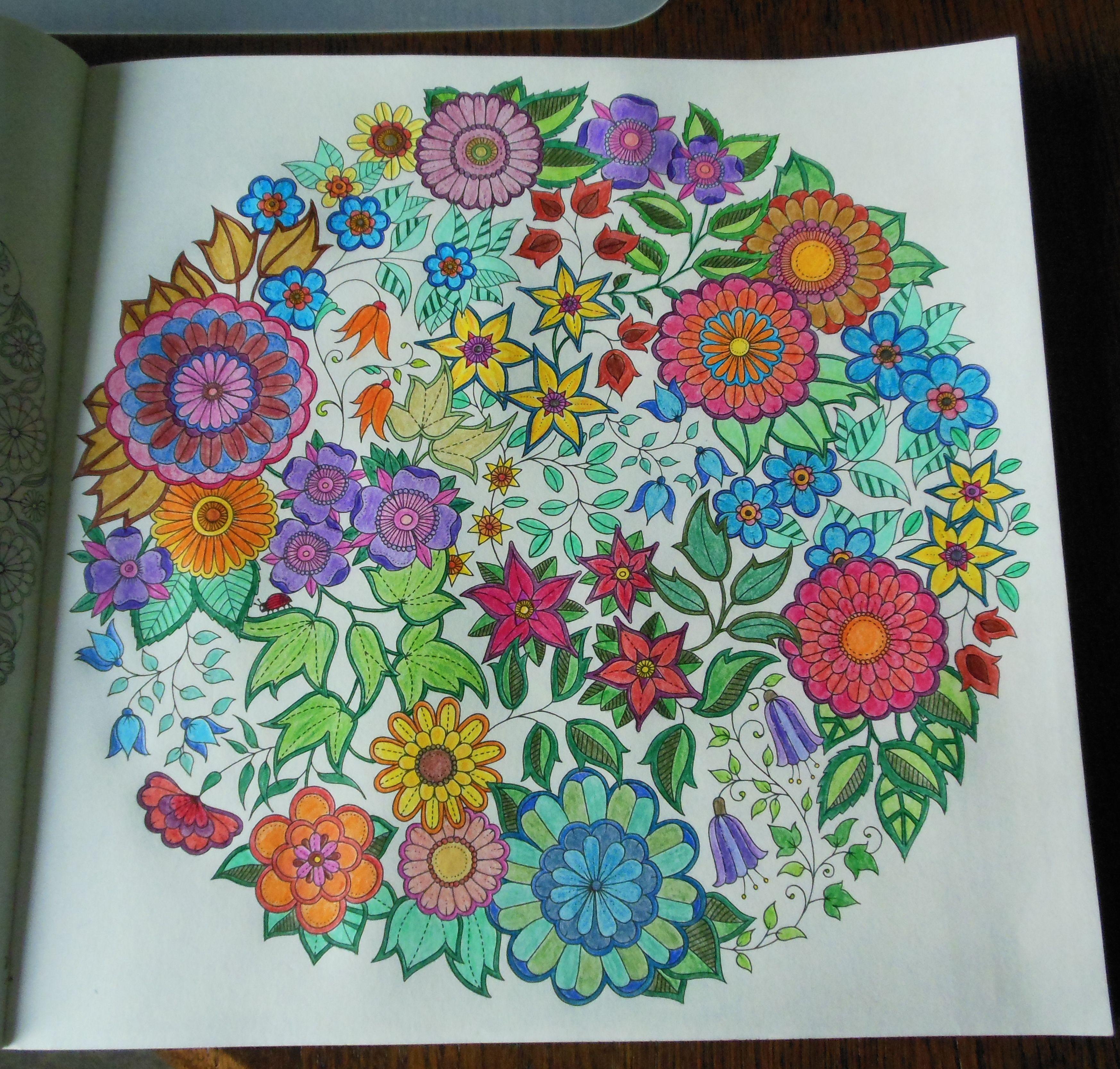 Mijn Eerste Kleurplaat Uit Het Boek Geheime Tuin Kleurboek Kleurplaten Geheime Tuin