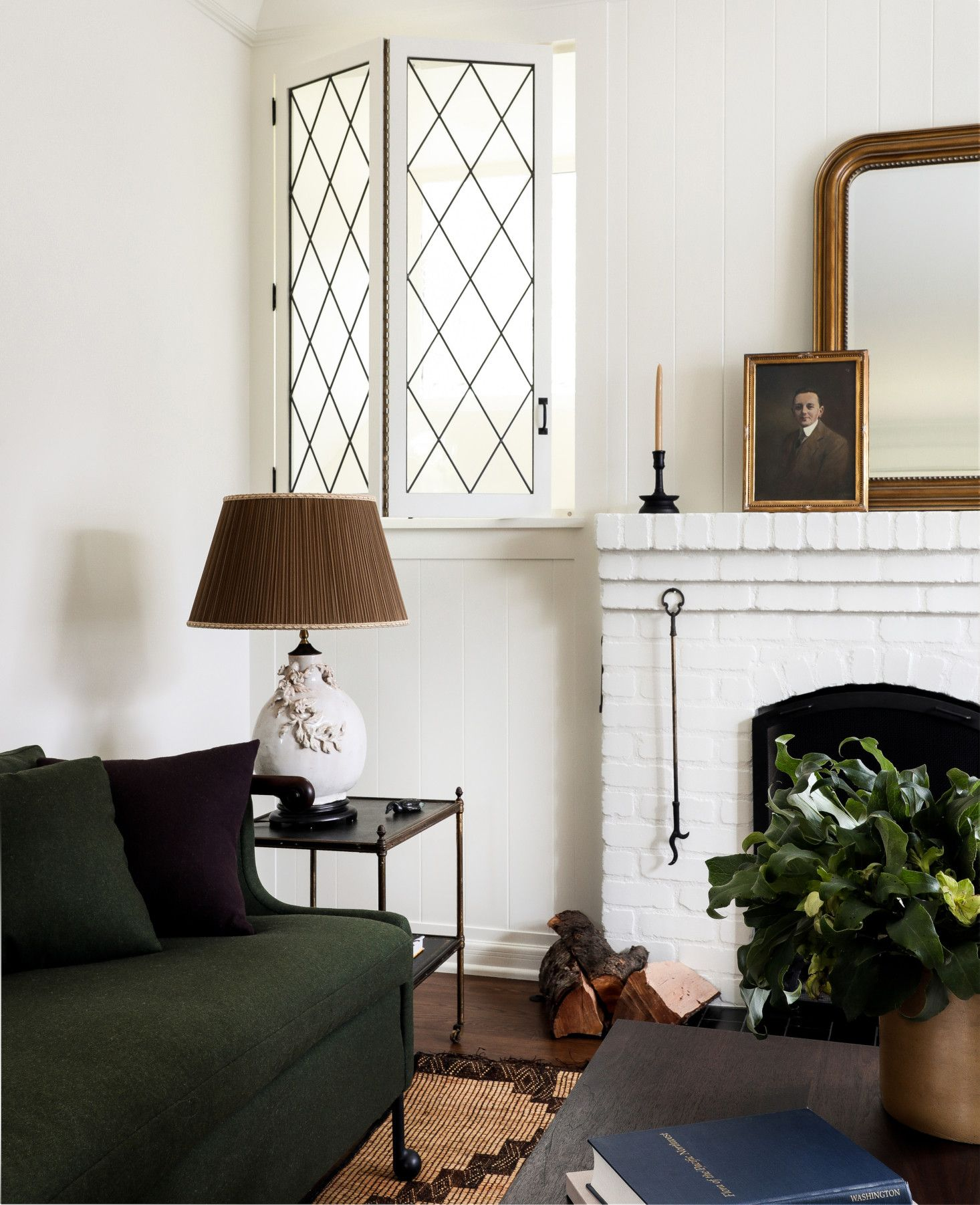 Photo of Small House Makeover: An English-Style New Look for a Couple