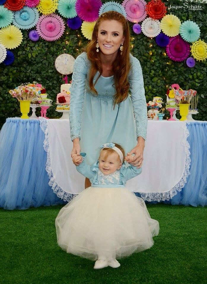 Tal Mae Tal Filha Things To Wear Vestido Infantil Festa