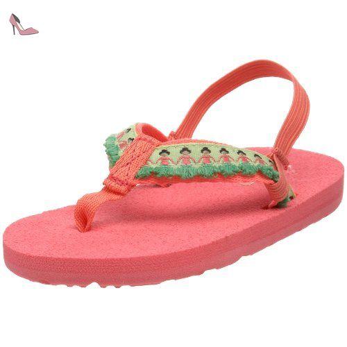 d2226e6b37d Teva Hula Girls Kids sandal rosa