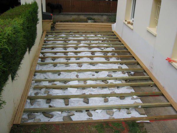 depuis longtemps je voulais une terrasse en bois mais que choisir on va commencer - Comment Faire Une Belle Terrasse Pas Cher