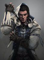 Assassin Haytham Kenway by CaptainBerunov on deviantART