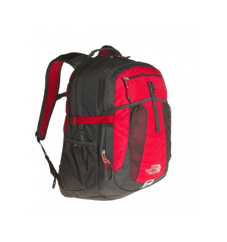 Fed NorthFace rygsæk med rigtig god plads | Skoletasker | Pinterest | Skoletasker