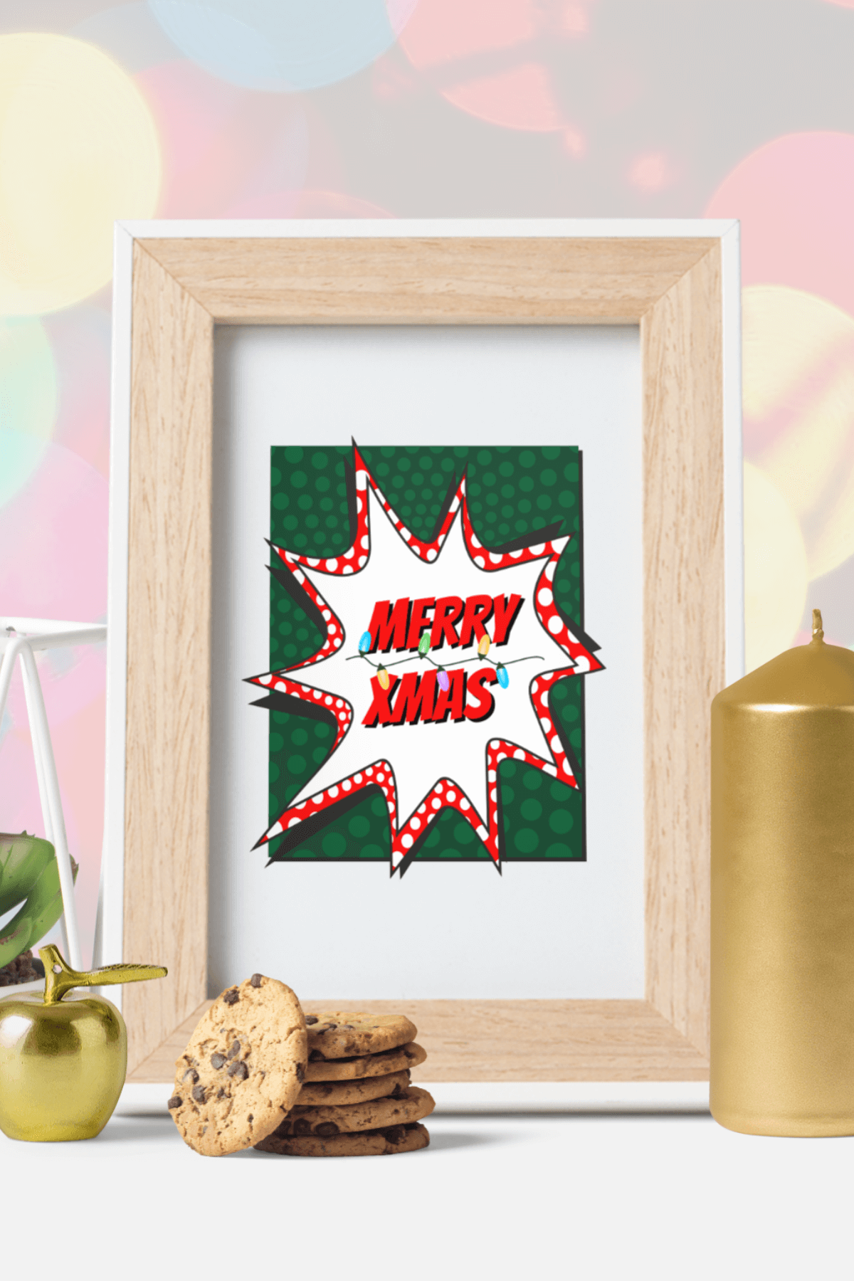 Decorate your wall with the'' Merry Xmas'' poster. This art is also great as a Christmas party sign. Give it to your friends as Christmas gift! Available as greetings cards also. #merrychristmas #merryxmas #Christmasposter #christmasgift #christmaspartysign #christmaswalldecor #christmasprint #christmasgreetings #christmascards