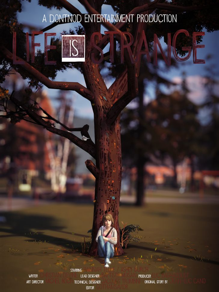 Movie Posters for Life Is Strange
