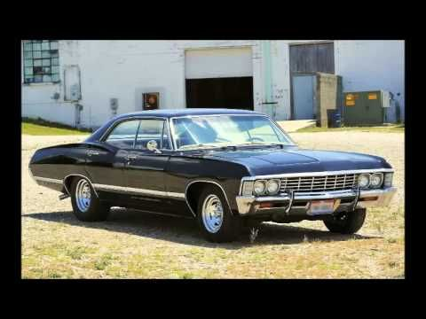Chevrolet Impala 1967 Engine Sound Just Like A Lullaby For Me D