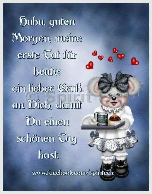 Guten Morgen Von Guten Morgen Guten Morgen Liebe Und