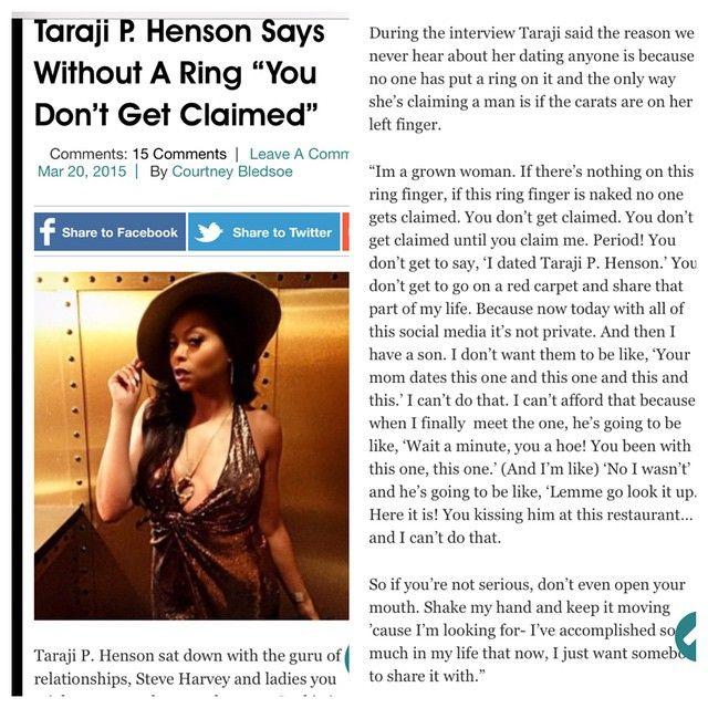 Pin By Perez Hilton On L O V E Relationship Quotes Taraji