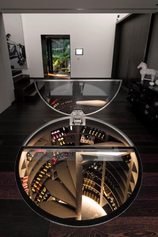 Piwnica Drazona Maxi Ronde Wine Cellar Design Cellar Design Home Wine Cellars