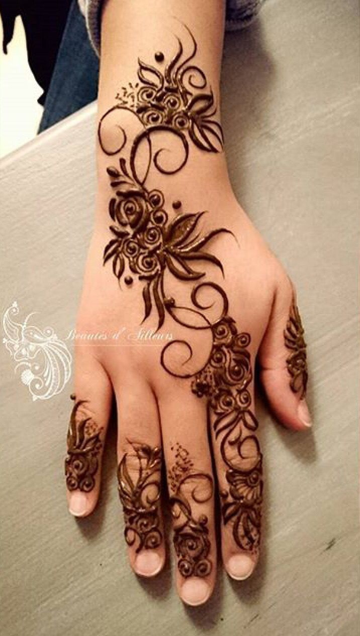 1000 ideas about traditional henna designs on pinterest traditional -  Pinterest Dy0nne Henna Henna Hand Designsarabic