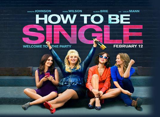 Sinopsis Film Romantis Terbaru How To Be Single