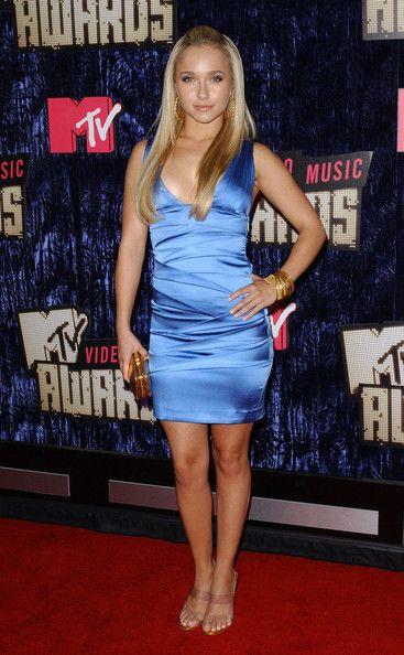 Hayden Panettiere Photos Photos 2007 MTV Video Music Awards