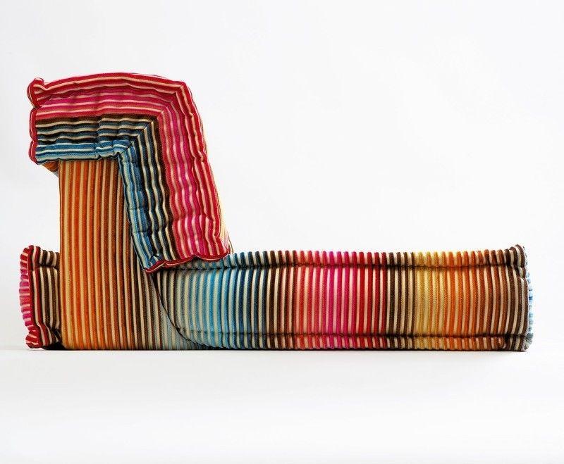Mah Jong Modular Couch Designed By Hans Hopfer For Roche