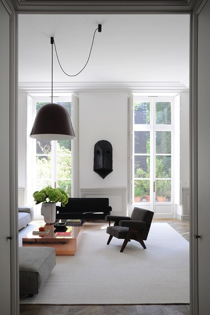 Is To Me interior inspiration Living room Herskapelig Pinterest - Magazine Deco Maison Gratuit