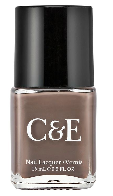 Fall Nail Polish Colors Clay Lacquer From Crabtree Evelyn